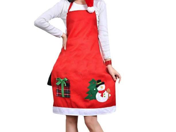 Creative Christmas Apron